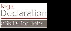 Riga Declaration eSkills for Jobs
